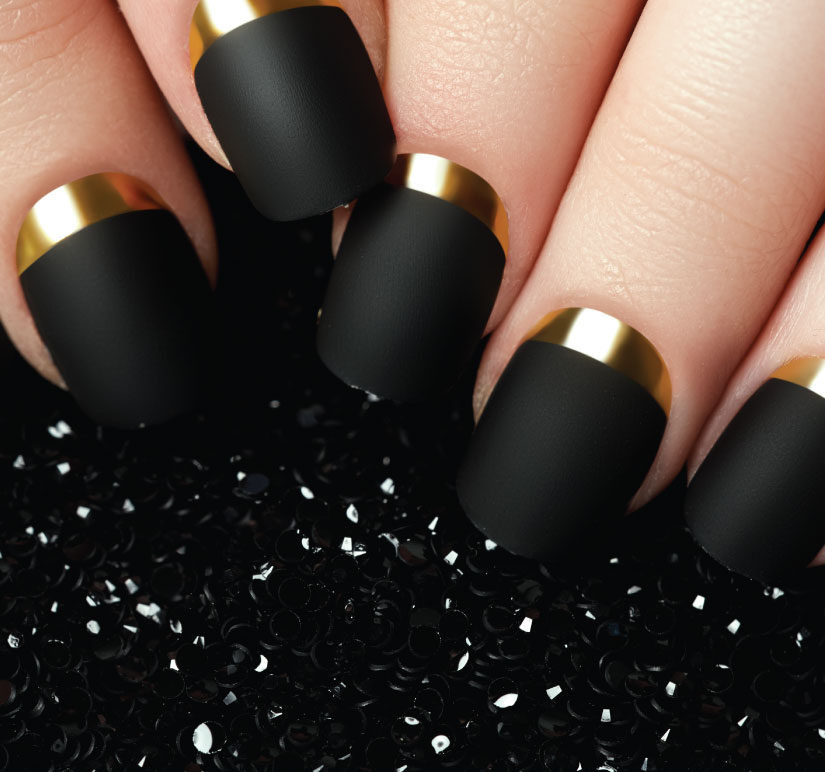 Nail Services; Manicure & Pedicure: Bismarck, ND: Luxe Beautique